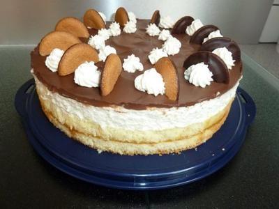 Rezept: Jaffa-Cake-Torte Bild Nr. 2