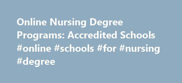 Online Nursing Degree Oklahoma