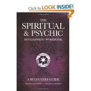 The Spiritual & Psychic Development Workbook - A Beginners Guide Our best selling book to date, it walks and talks you through theory and practical exercises to help you learn about meditation, crystals, your intuition, dowsing, mediumship and much more