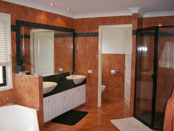 Full height tiles - Add class to your bathroom
