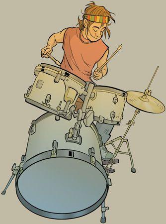 drums Giuseppe Ferrario