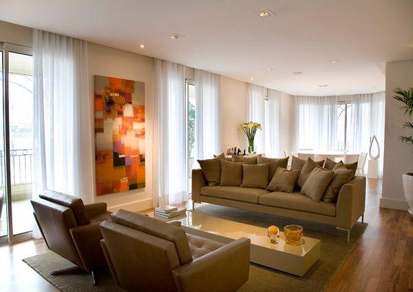 Modern Chic Apartment by Mauricio Karam Architect