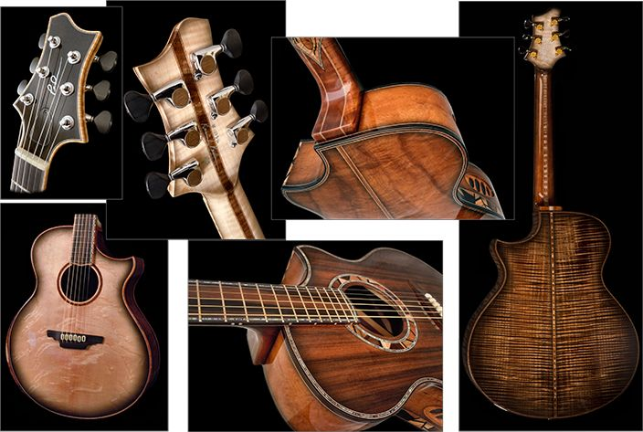 17 Best Ideas About Custom Acoustic Guitars On Pinterest