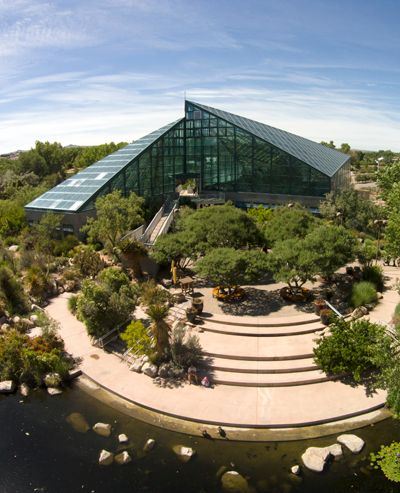 Albuquerque, New Mexico,  Bio Park - Museums and Attractions in Albuquerque