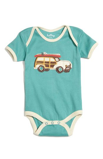 Hatley Bodysuit (Infant) available at #Nordstrom