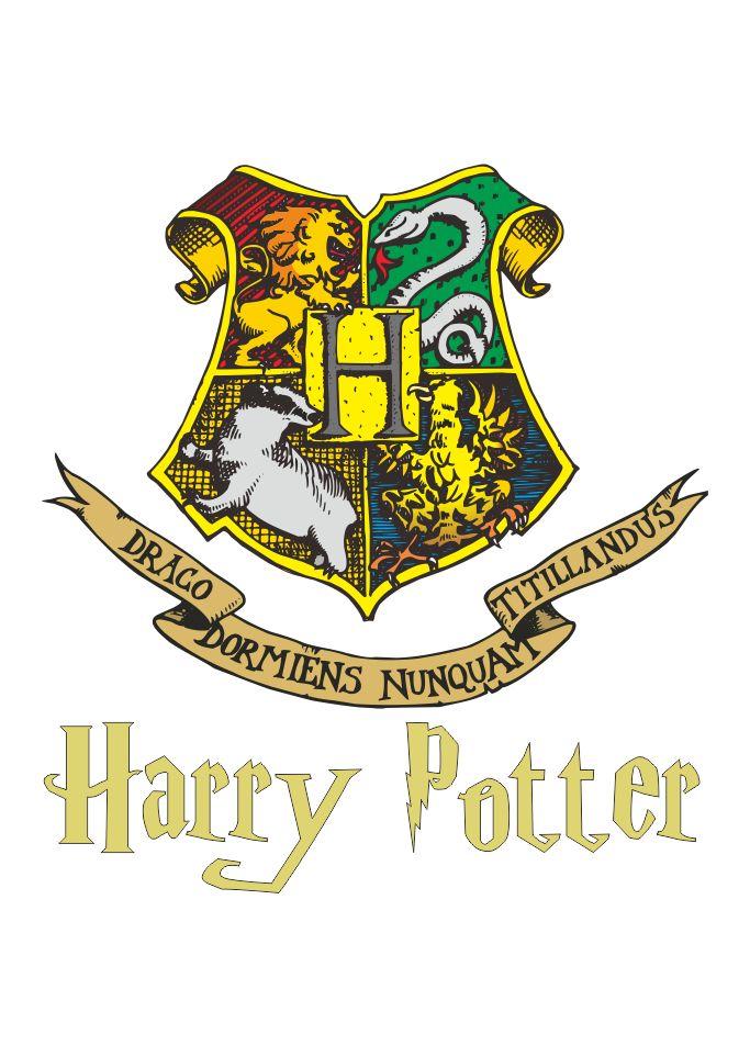 Logo Hogwarts Harry Potter Vector | Free Logo Vector ...