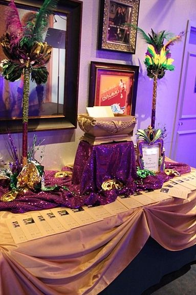 mardi gras welcome table & 98 best Mardi Gras Party images on Pinterest | Carnivals Louisiana ...