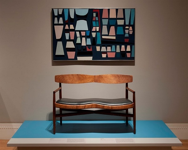 An exhibit titled The House that Sam Built: Sam Maloof and Art in the Pomona Valley, opens today September and runs through January 2012 at The Huntington.