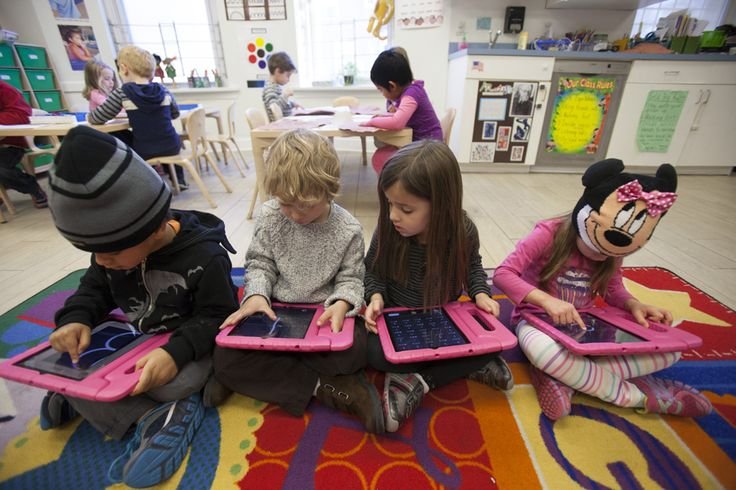 What good technology use looks like in the early years: Interactive feature from Education Week. Begin here!