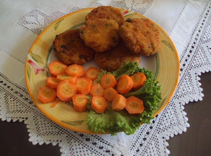 Νηστίσιμα Μπιφτεκια λαχανικών αλάδωτα