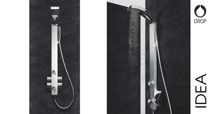 Zuhanypanelek már 33.800 Ft-tól 😍 Minőségi zuhanypanel készletről, akciós árakon. Ne maradj le te sem  #zuhany #zuhanypanel #fürdőszoba #zuhanykabindepo