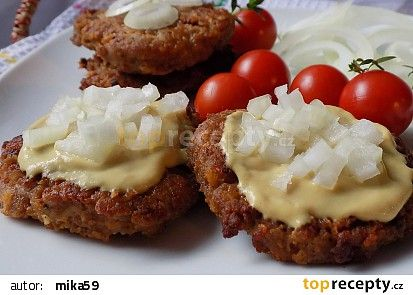 Vepřenky se sýrem recept - TopRecepty.cz