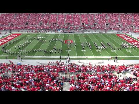 Ohio State Marching Band THE BEATLES! Halftime Show TBDBITL OSU vs Florida  AM 9