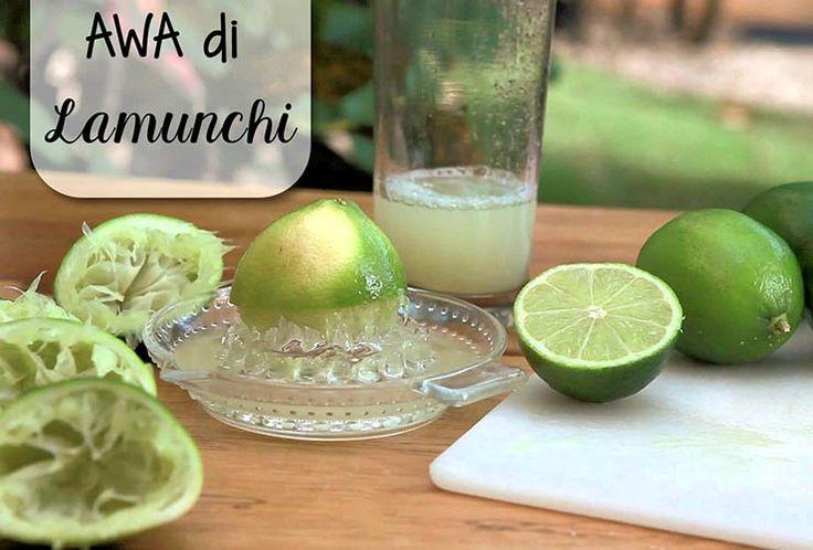 Awa di lamunchi is een heerlijk antilliaans drankje op basis van limoen. Het is verrassend simpel te maken en iedereen zal het lekker vinden.