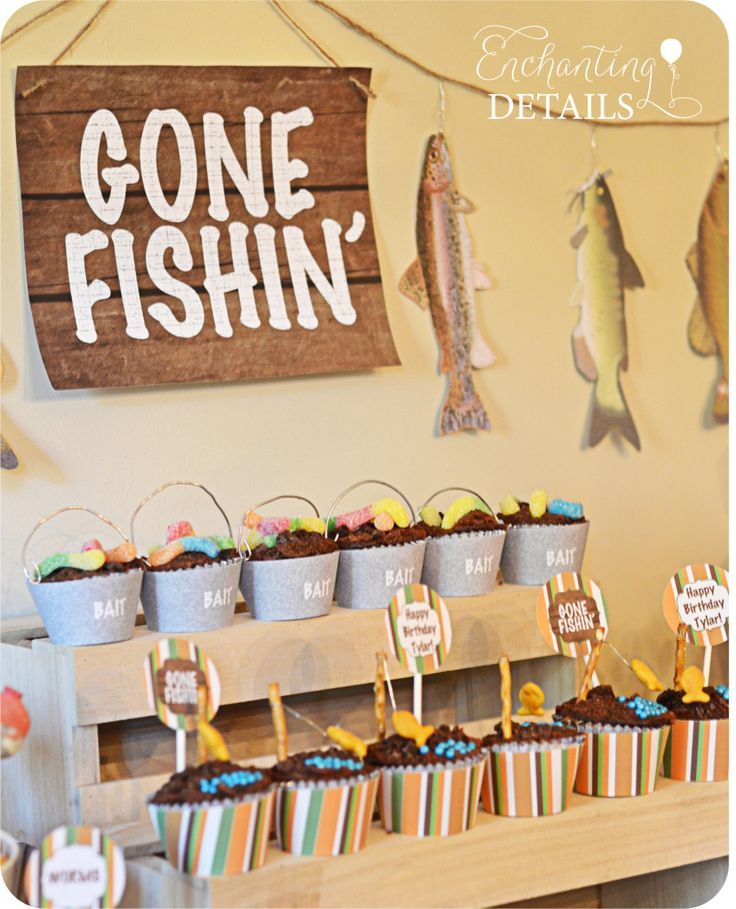 458 best images about party birthday on pinterest for Fish party supplies