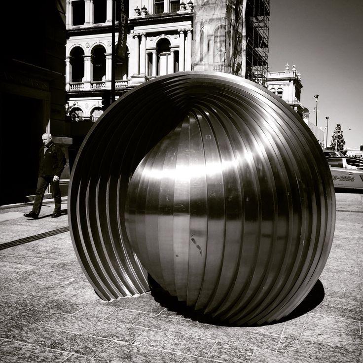 Treasury Casino, Brisbane #arte #escultura