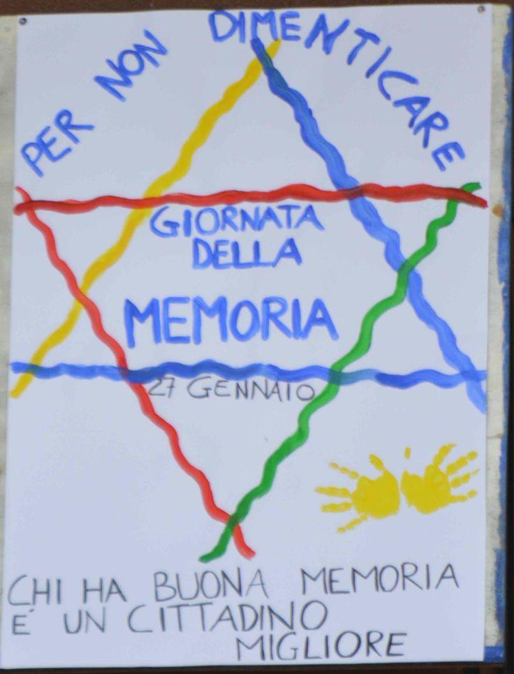 Il Giorno della Memoria alla Scuola Materna comunale