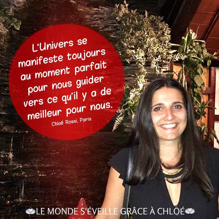 Retrouvez Chloé sur son site: Retrouvez Chloé sur son site: www.chloerossi.fr