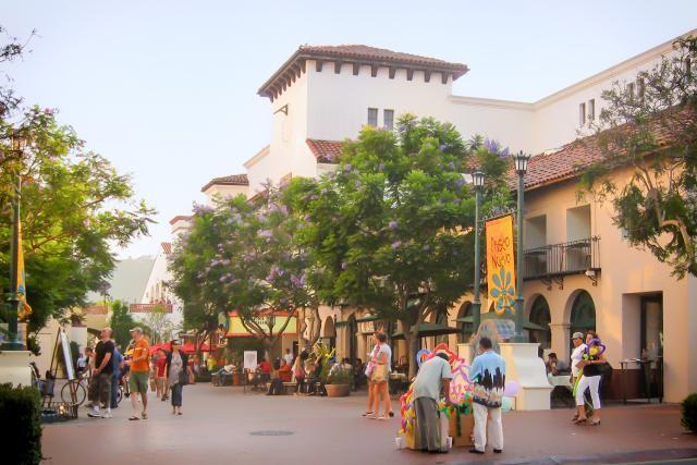 Best Things to Do in Santa Barbara California: Shopping
