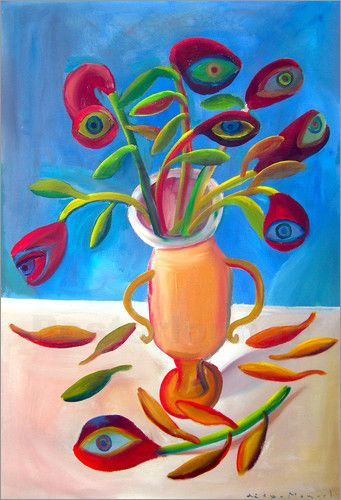 Diego Manuel Rodriguez - Curious flowers