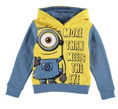 DESPICABLE ME ~ Hooded Jumper