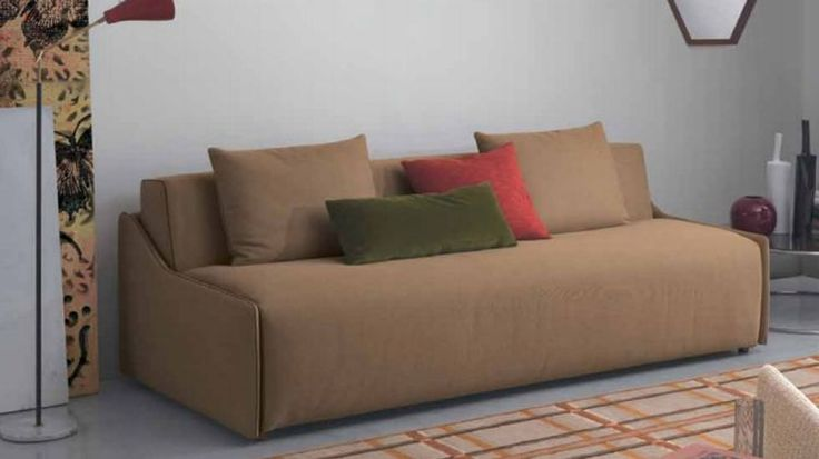 A Modern Mini-miracle: It's A Sofa That Turns Into A Bunk