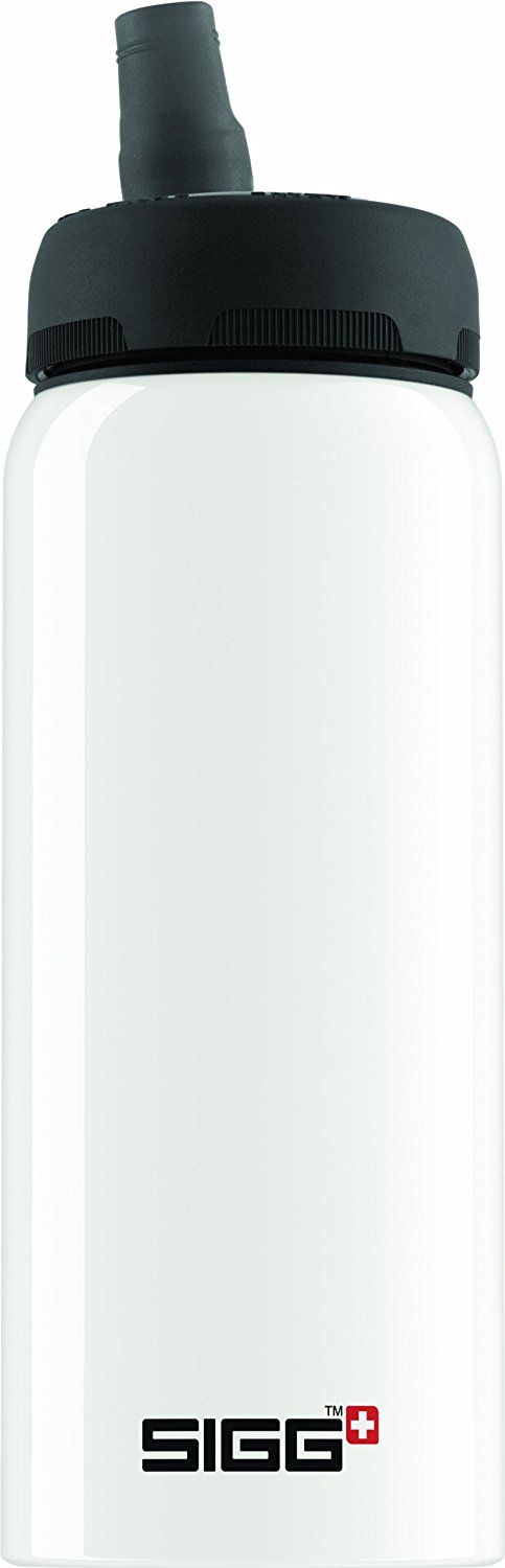 Sigg Water Bottle, White, 0.75 Liter -- Check this awesome product by going to the link at the image.