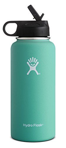 I just read a great review on this Hydro Flask Vacuum Insulated Stainless Steel Water Bottle, Wide Mouth w/Straw Lid. You can get all the details here http://bridgerguide.com/hydro-flask-vacuum-insulated-stainless-steel-water-bottle-wide-mouth-wstraw-lid/. Please repin this. :)