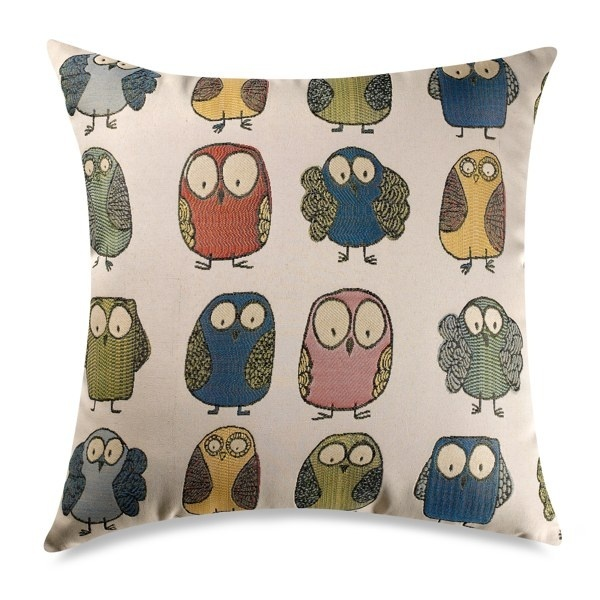 throw pillow Owls Pinterest Throw pillows and Pillows