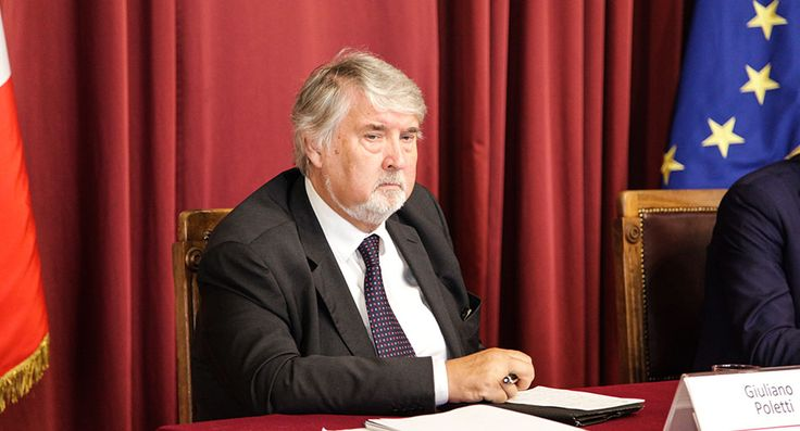 Relazione Annuale 2015 Inail - Giuliano Poletti, Ministro del lavoro e delle politiche sociali