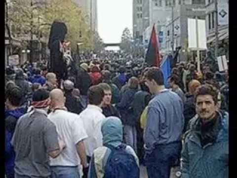 """Shut It Down, Didn't We""  1999 Seattle WTO Shutdown 15 Years Ago"