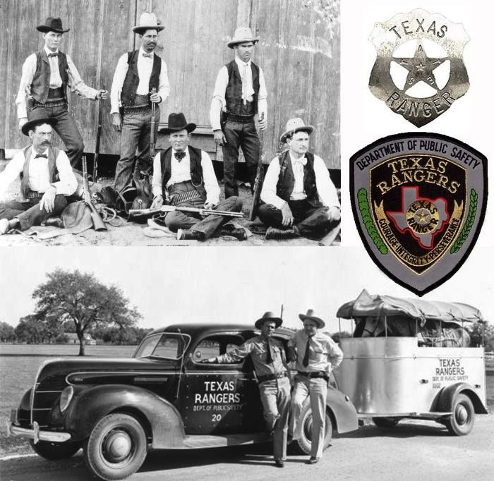 "The Rangers are the oldest state law enforcement body in the United States. Col. Homer Garrison, Jr., long-time director of the Texas Department of Public Safety, famously described the Texas Rangers as ""Men who could not be stampeded."""