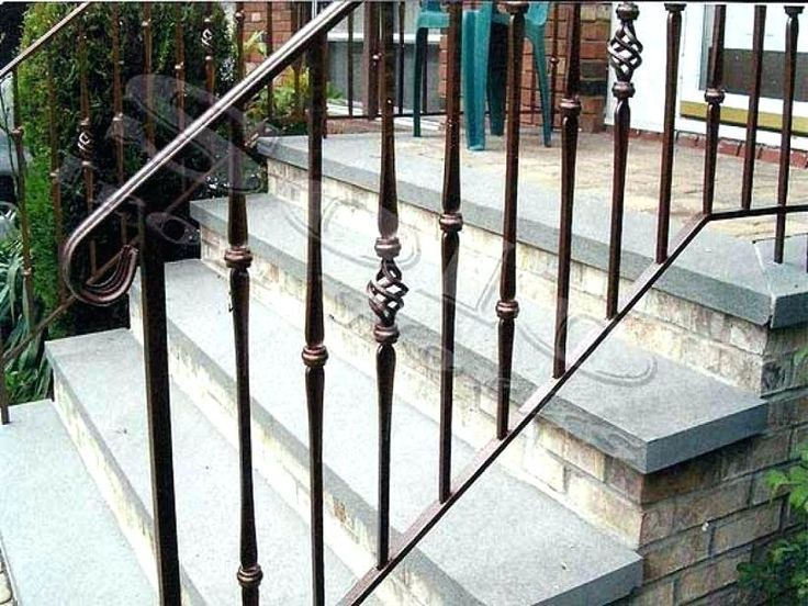 Best Pin By Dorie Sulik On Porch Handrails Iron Stair Railing 400 x 300