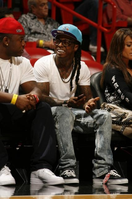 Lil Wayne - Vans Authentic (black)