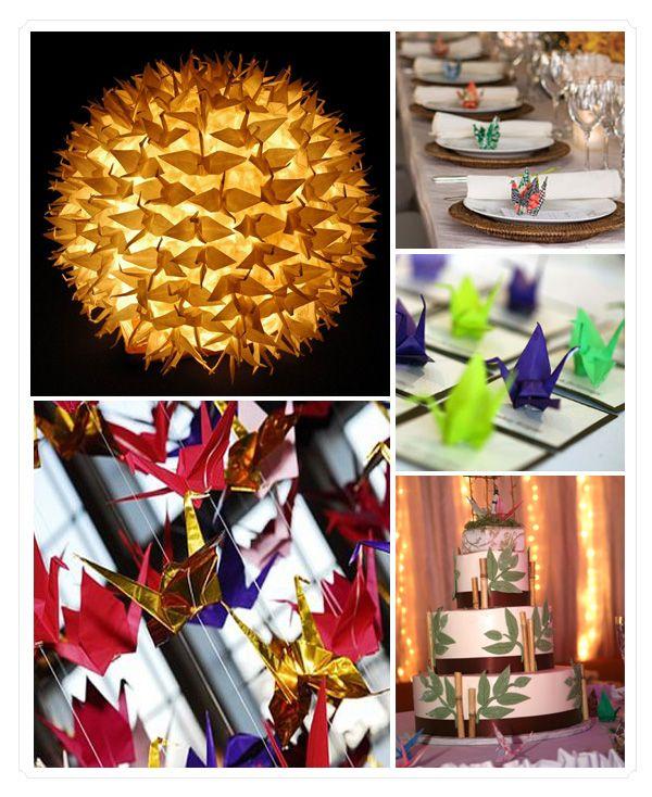 Wedding Decorations via Briderama