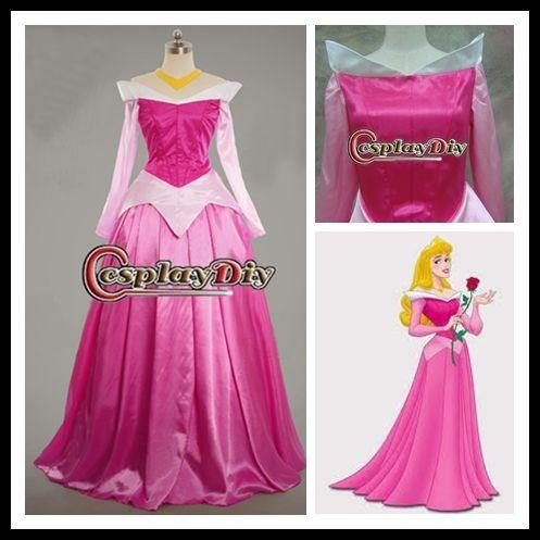 Aliexpress.com : Buy Custom made Beautiful Sleeping Beauty Aurora  Cosplay princess Party Dress  for Christmas from Reliable Aurora sleeping beauty  princess dress suppliers on CosplayDiy $88.99