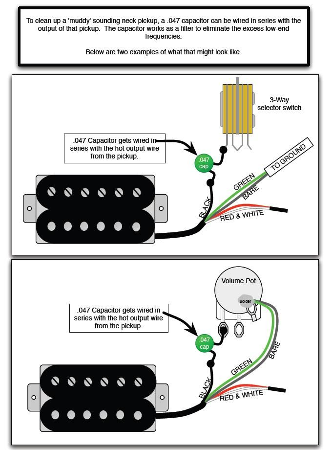 Cool Ibanez 5 Way Switch Huge Reznor F75 Square Security Diagram 1 Humbucker 1 Volume Old Les Paul Toggle Switch Wiring Green3 Pickup Guitars Beautiful Dimarzio Pickup Wiring Ideas   Electrical And Wiring ..