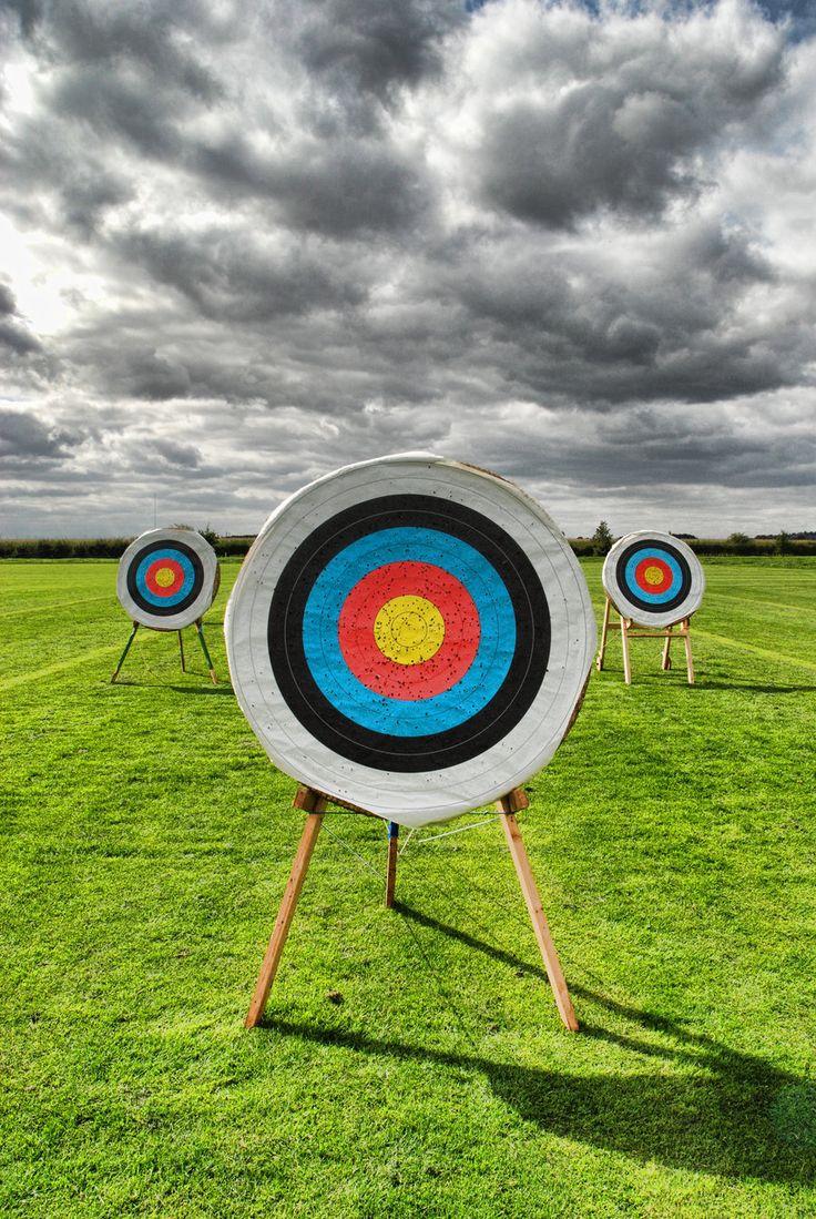 Archery Targets by ~Elroymedia on deviantART