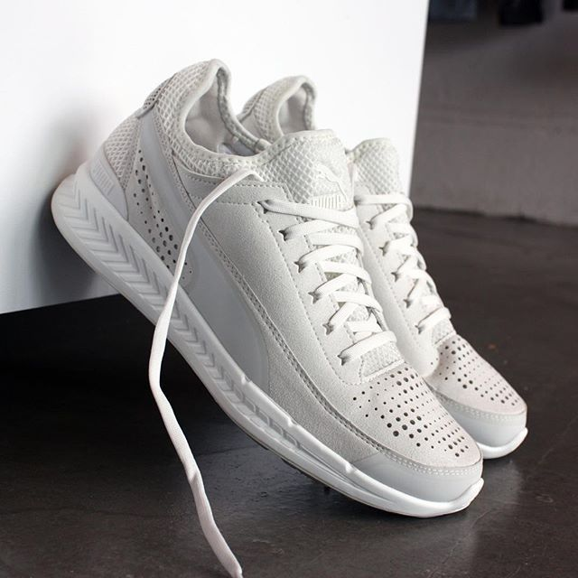 Puma Ignite White