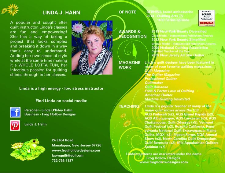 Linda's resume