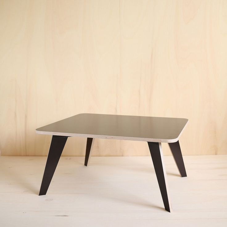 image of table en contreplaqu de coffrage marine plywood table d co pinterest produits. Black Bedroom Furniture Sets. Home Design Ideas
