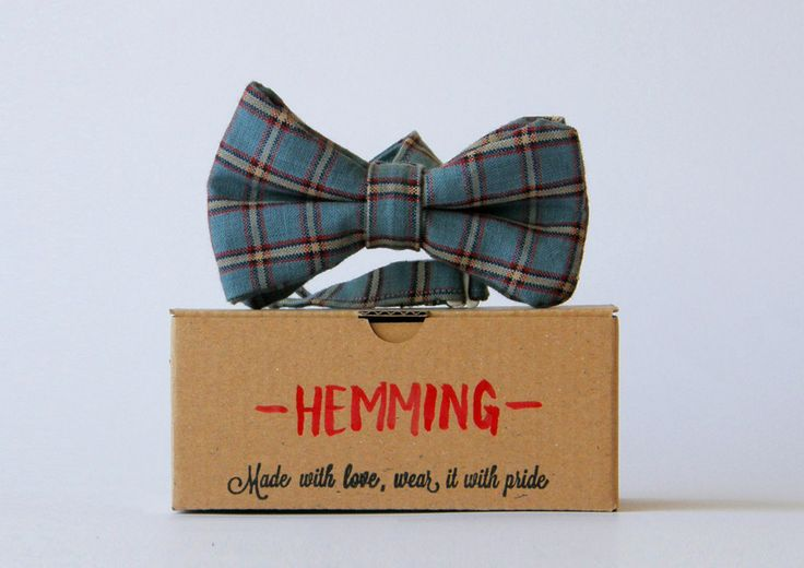 Hemming is the perfect balance between casual and posh.