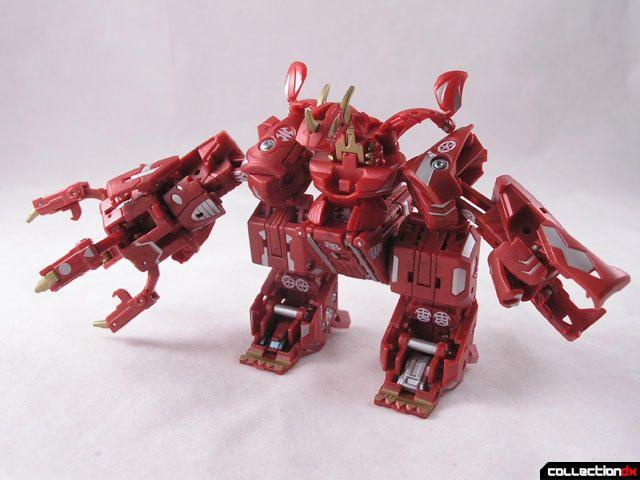 Image Result For Bakugan Maxus Cross Dragonoid Hot Toys