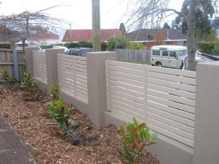 Fence Designs By Creative Boundries: Best 20+ Aluminium Fencing Ideas On Pinterest