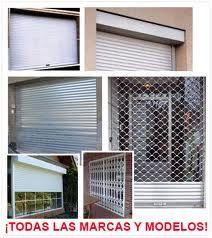 Trabajamos con primeras marcas para la instalación de persianas y cerraduras