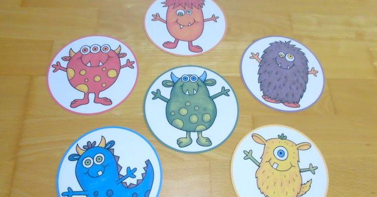 Symbole für die Gruppenarbeit in der Grundschule