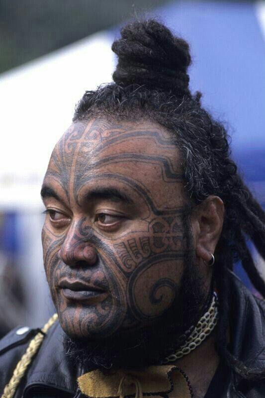 Maori Facial Tattoo: 2069 Best Images About Maori On Pinterest