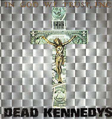 SAM-COMICS: Dead Kennedys - In God We Trust, Inc. - EP - 1981