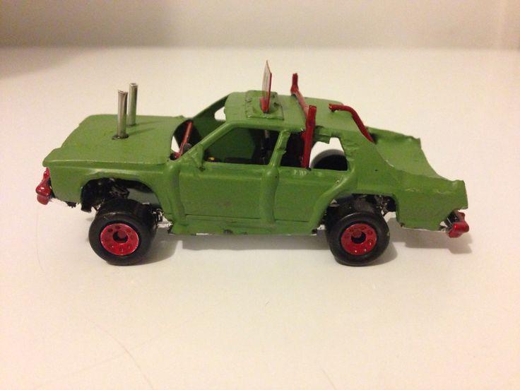 Derby Cars For Sale >> Custom box Crown Vic   Derby cars, Demolition derby, Farm toys