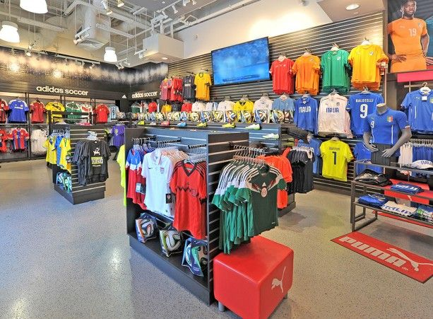 Soccer Scores the Spotlight at United World Soccer at Downtown Disney West Side